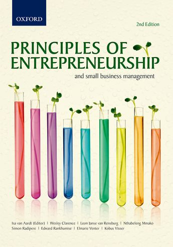 Oxford University Press :: Principles of Entrepreneurship ...