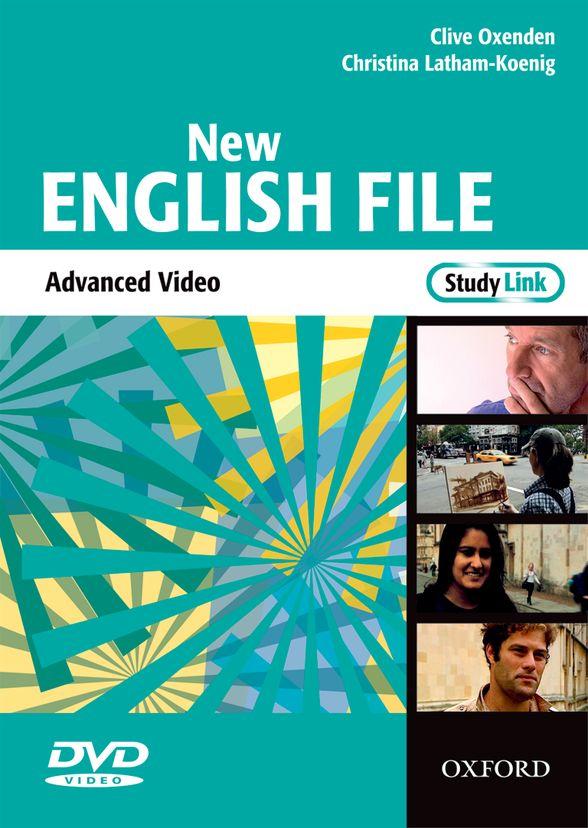 New English File Advanced Students Book Oxford