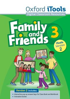 Oxford University Press :: Family & Friends 3: iTools