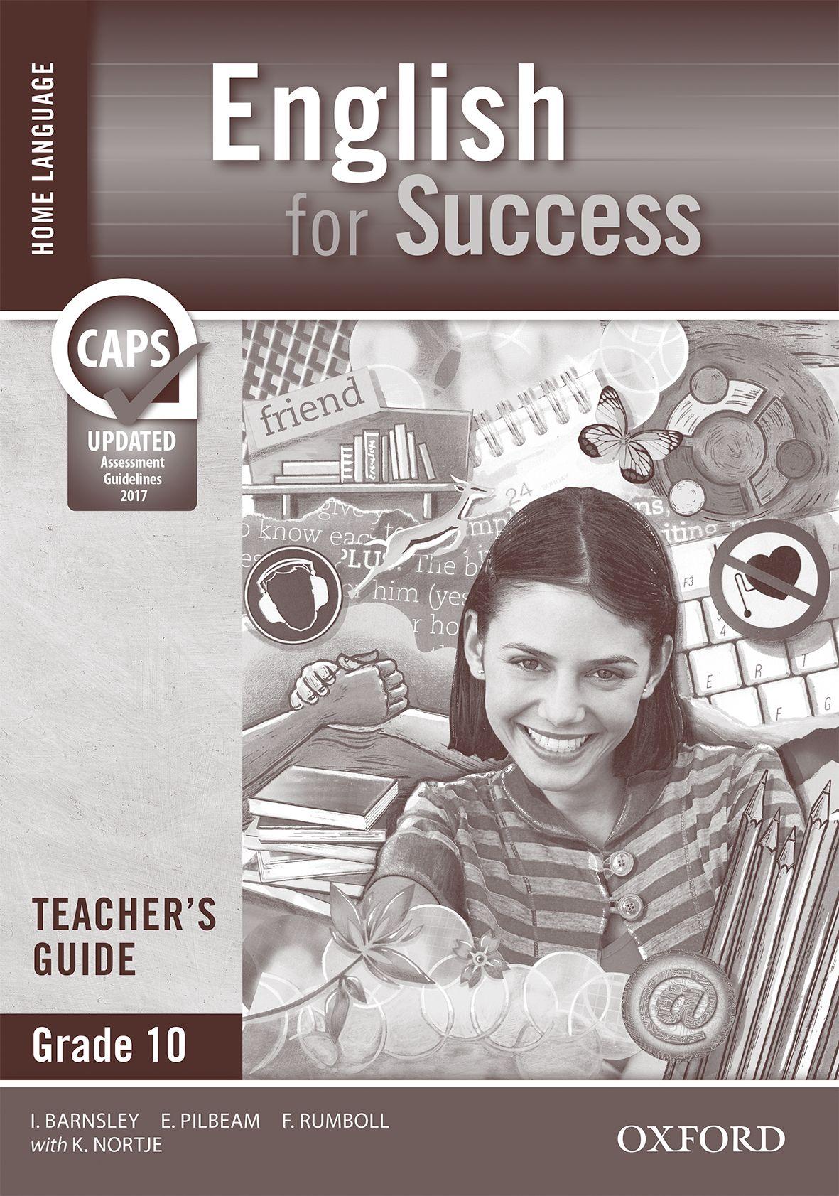 Oxford University Press English For Success Grade 10