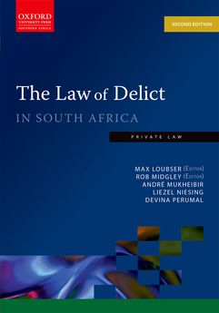 law of delict in south africa pdf