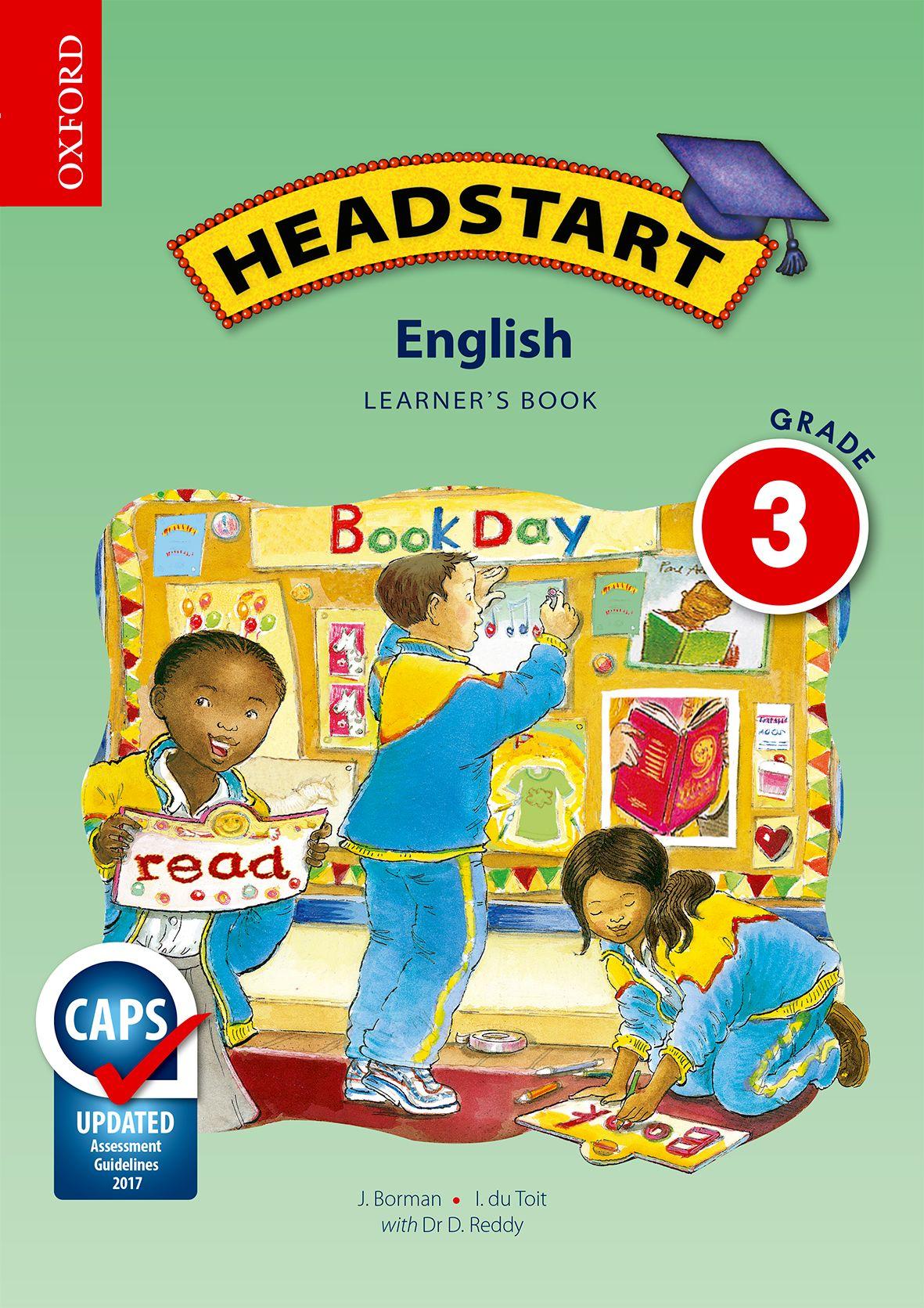 Oxford University Press :: Headstart English Grade 3
