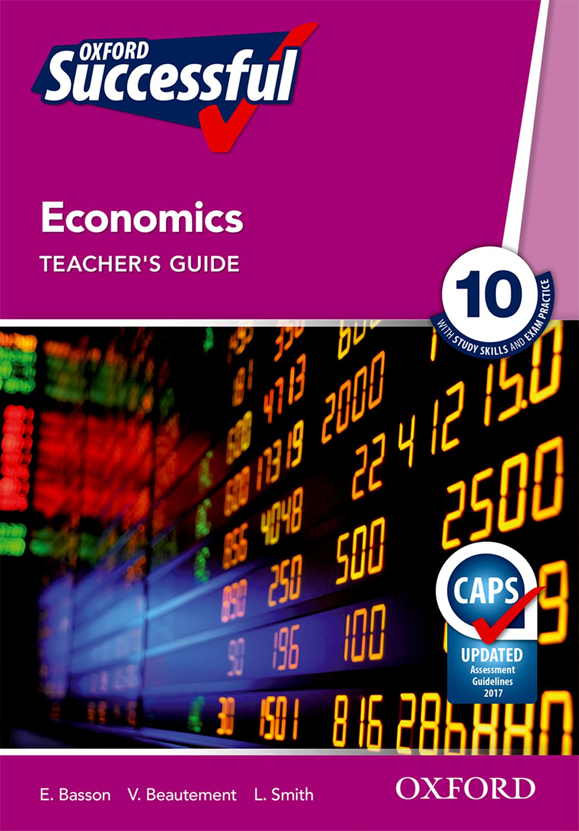 Oxford University Press Oxford Successful Economics
