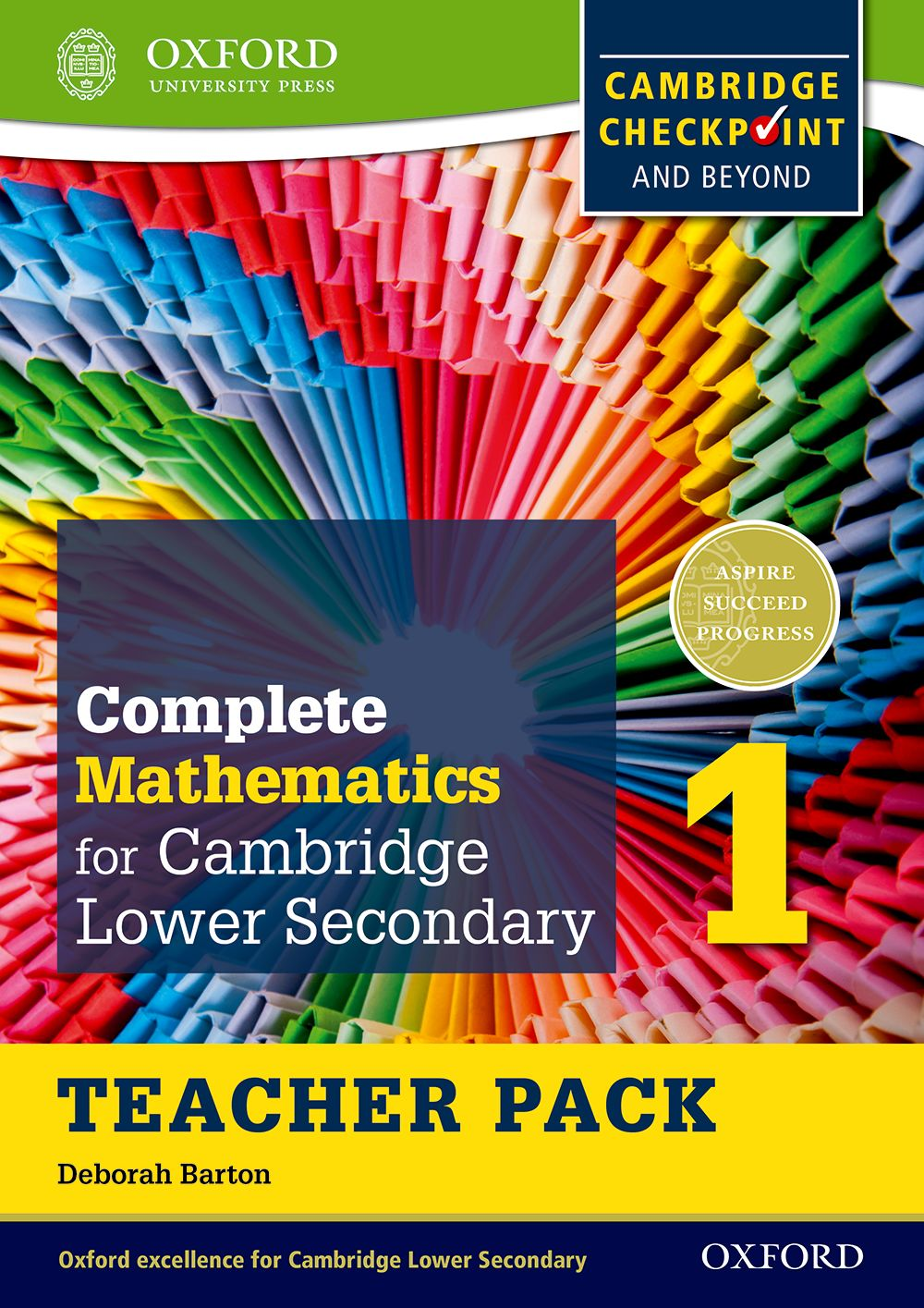 Oxford University Press :: Complete Maths for Cambridge Secondary 1